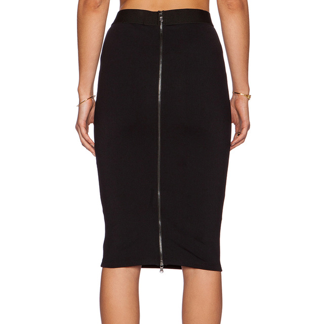 58a348f3765 2017-OL-Skirts-Women-Slim-Fitted-Knee-Length-