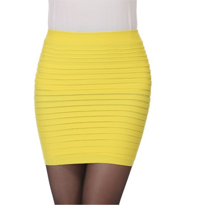 Cheapest-Free-Shipping-New-Fashion-2015-Summer-Women-Skirts-High-Waist-Candy-Color-Plus-Size-Elastic (8)