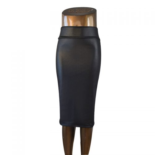 free-shipping-plus-size-high-waist-faux-leather-pencil-skirt-black-skirt-12-colors-XS-S
